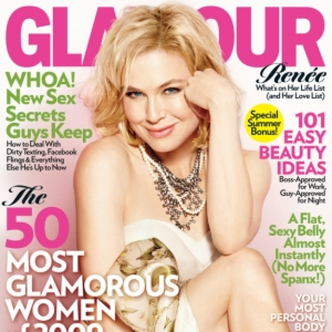 Renee Zellweger On Single Girl Stereotypes & What She Looks For In A Man