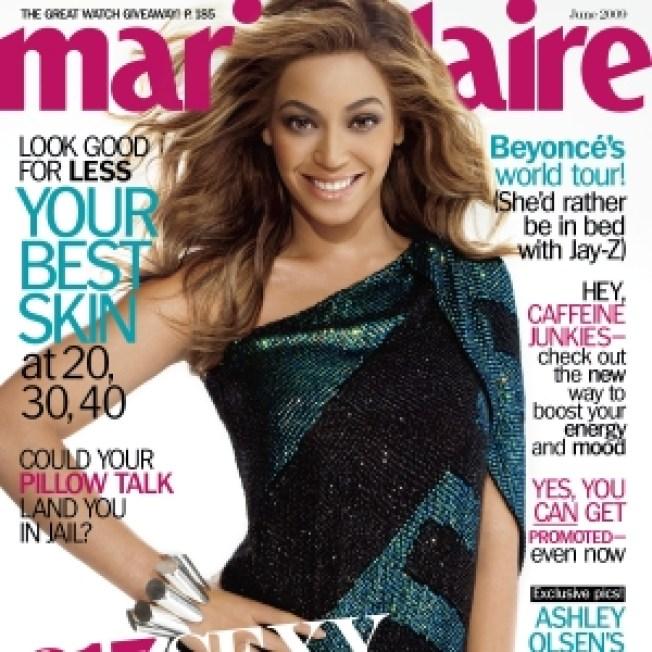 Beyonce Talks Taking A Break & Keeping Jay-Z Close To Her Heart