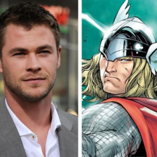 'Star Trek' Actor Chris Hemsworth In Talks For 'Thor'