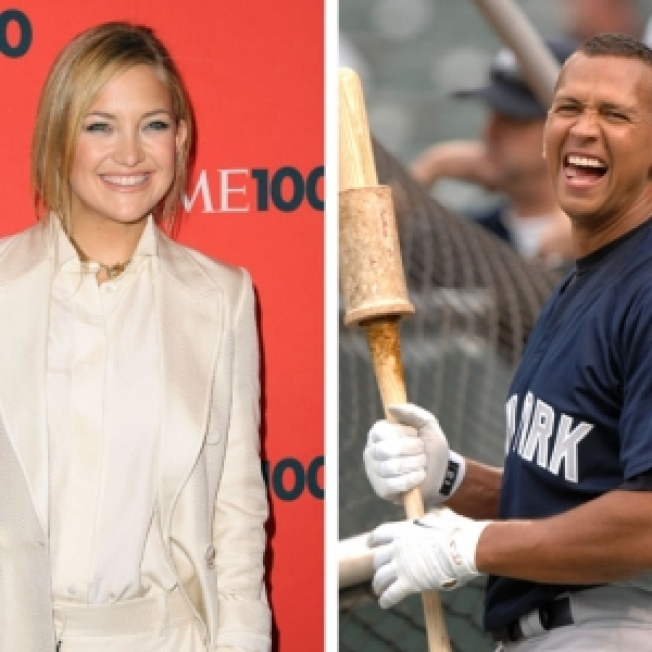 Kate Hudson & A-Rod Getting Serious?