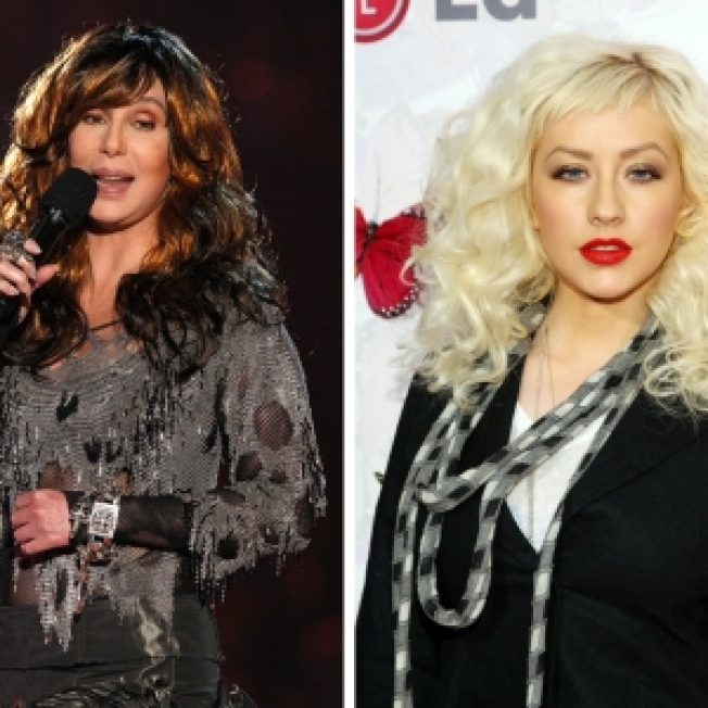 Cher In Talks To Join Christina Aguilera In 'Burlesque'
