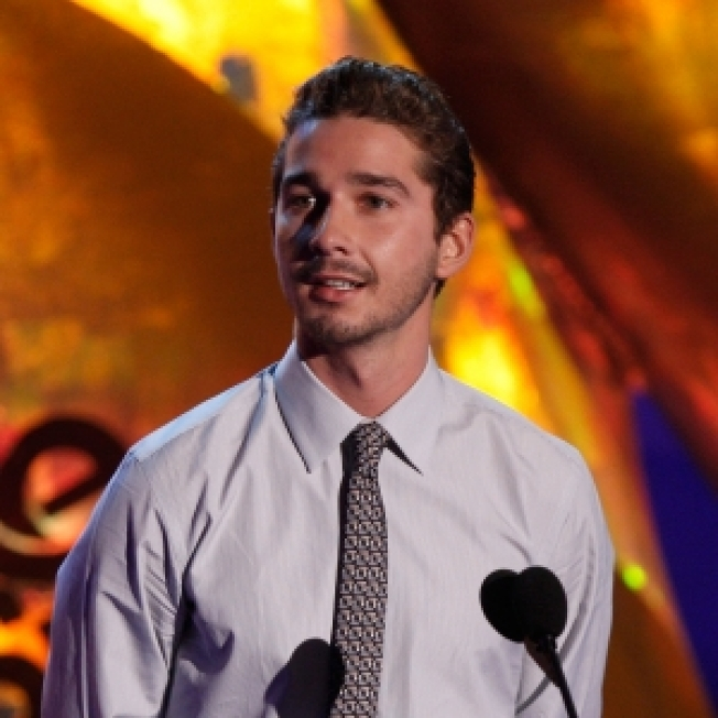 Shia LaBeouf To Star In 'Wall Street' Follow-Up