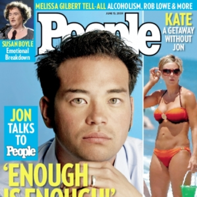 Jon Gosselin On His 'Plus 8' Future: 'One Of Us Will Always Be With Them, Regardless Of What Happens'