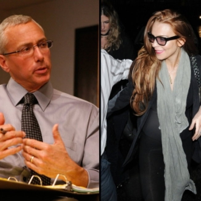 Lindsay Lohan Defends Herself After Dr. Drew Shares Concerns Publicly