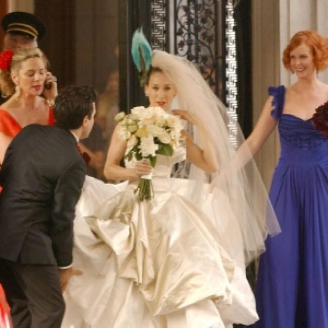 Glam Slam: Wedding Week - Aisle Style