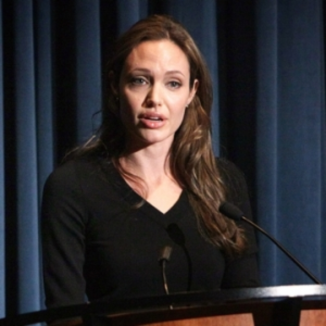 Angelina Jolie Says She's Giving Her Children 'An Education Of The World'