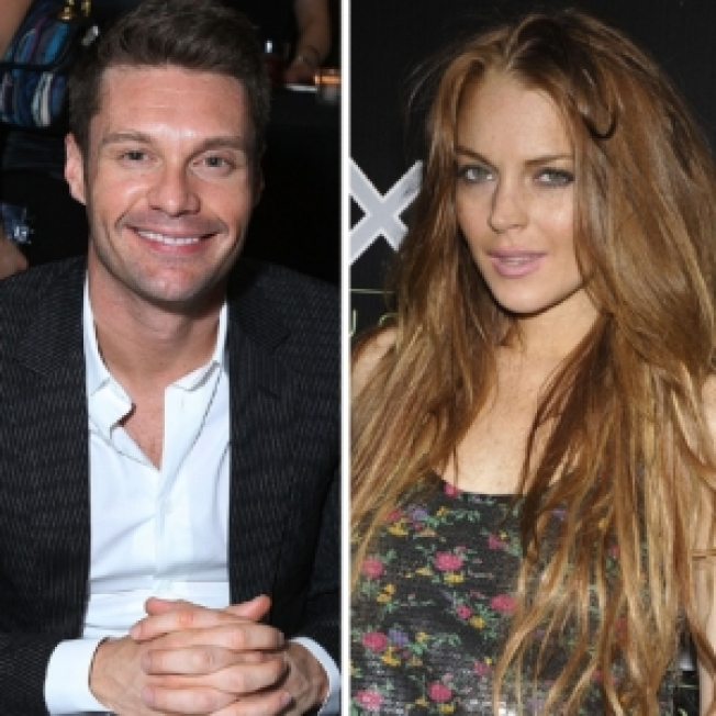 Are Ryan Seacrest & Lindsay Lohan Planning A Reality Show?