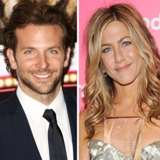 Jennifer Aniston & Bradley Cooper's Late-Night Rendezvous