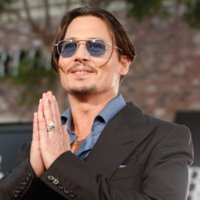 Report: Johnny Depp Leaves $4K Tip For Chicago Waiter
