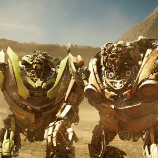 'Transformers' Director Michael Bay Fends Off Racist Robot Criticism