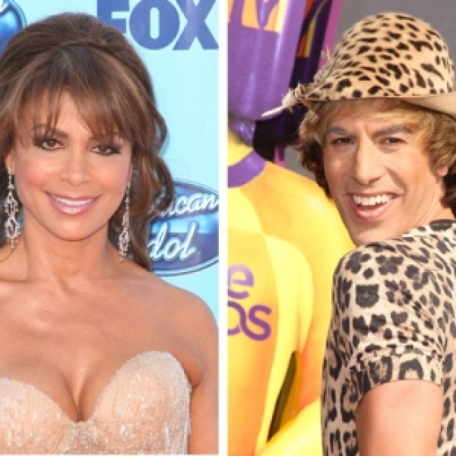 Paula Abdul On Her Accidental 'Bruno' Cameo: 'I Think It's Hysterical!'