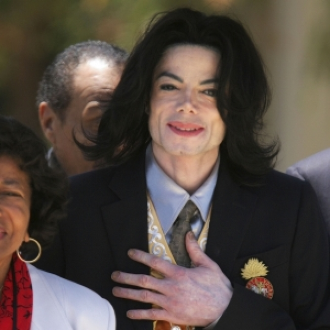 Michael Jackson Wrapped 'Dome Project' Video Before Death