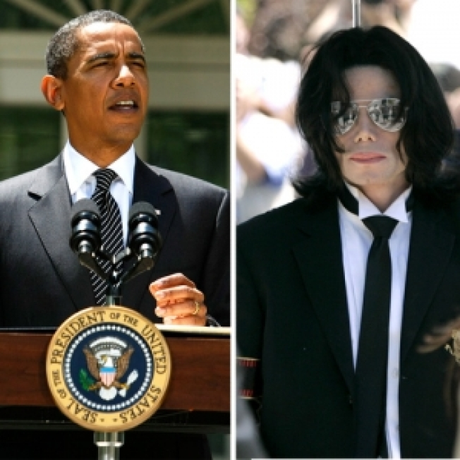 President Obama Sends Condolences To Michael Jackson's Family