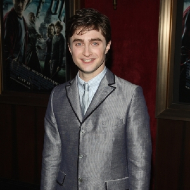 Daniel Radcliffe Talks 'Harry Potter' Kiss: 'I've Had Enough Practice Over The Years'