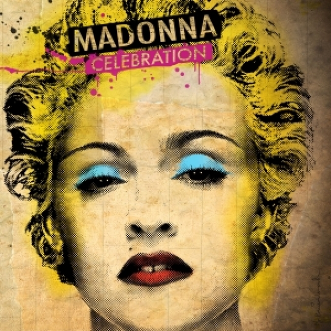 ROLL CALL: Madonna Rocks A Retro Cover For Greatest Hits Album