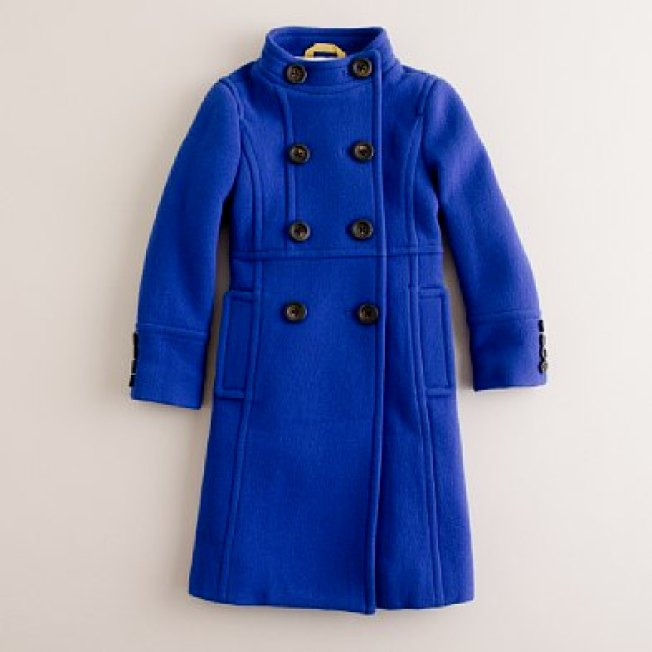 Colorful Coats from Crewcuts