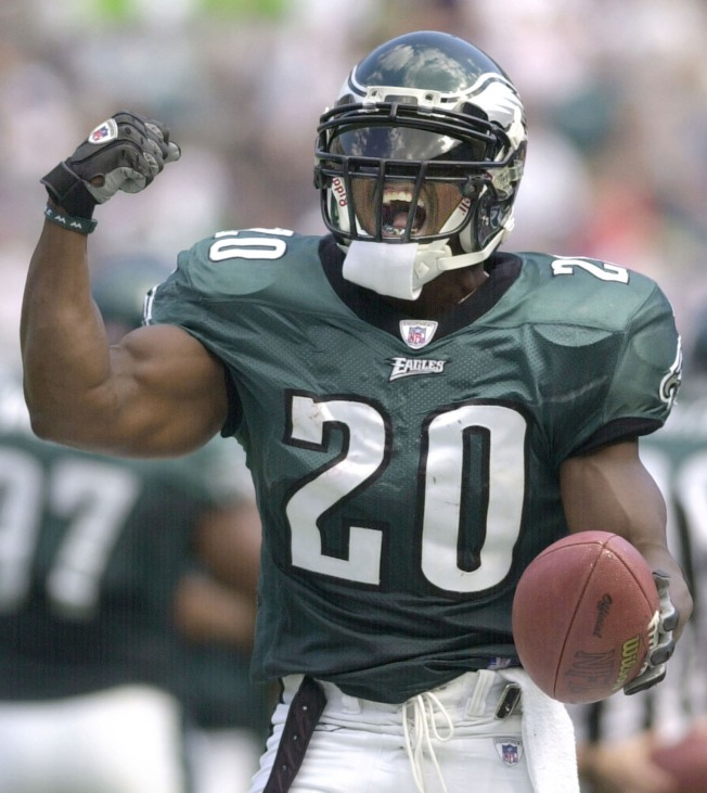 Setting Odds on Eagles' 2018 Nominees for the Hall of Fame