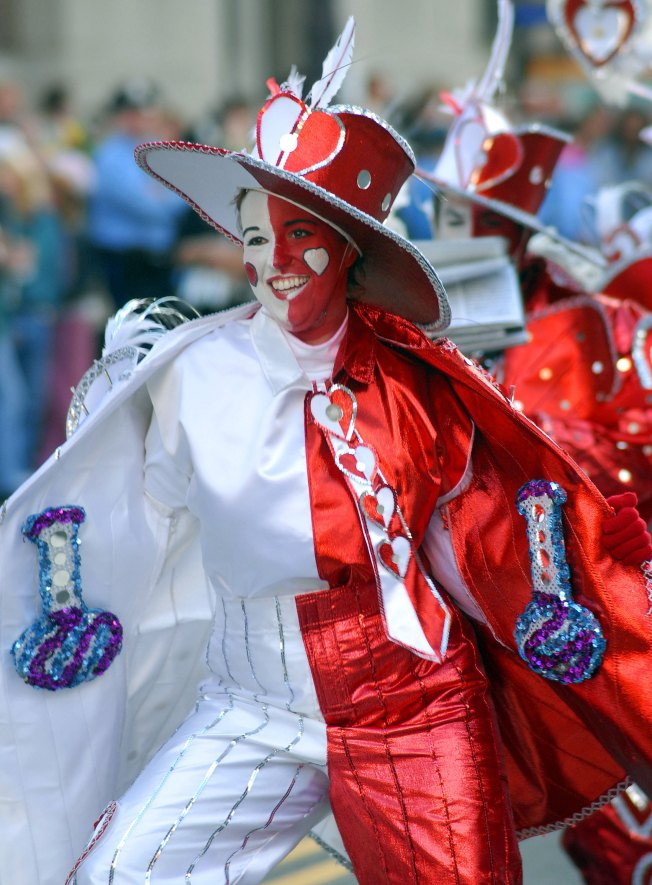111th Mummers Parade
