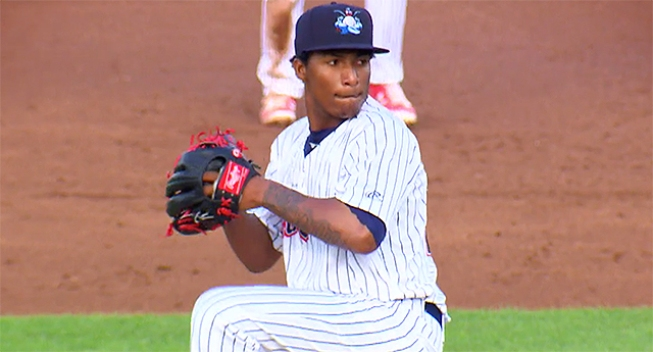 What's Up With Phillies Top Pitching Prospect Sixto Sanchez?
