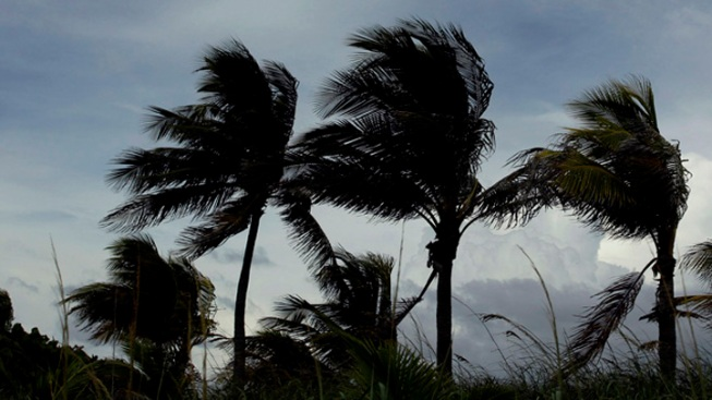 Tammie's Blog: Rare April Tropical Storm Kicks off 2017 Hurricane Season Early
