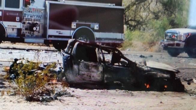 Fatal Crash Shuts Main LA-to-Vegas Route for Hours