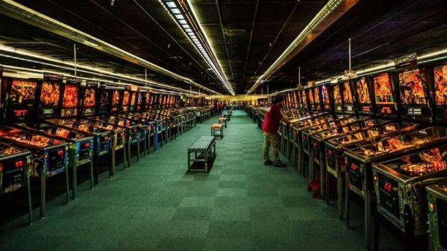3-Day Calif. Pinball Fest Features 1000+ Machines