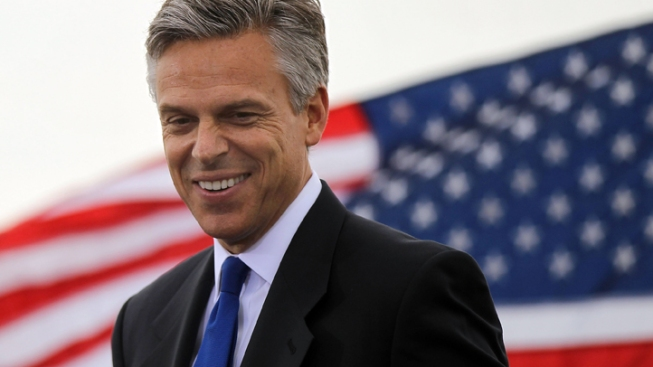 Huntsman Shows Off Some Rock and Roll Wizardry