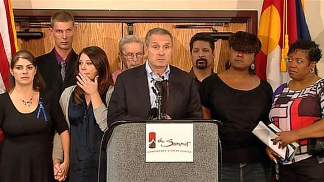 Movie Massacre Victims' Families Blast Fund Management