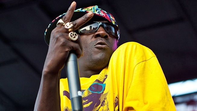 Flavor Flav Avoids Jail with Huge Back Child Support Payment