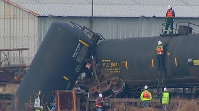 Service Resumes Over Paulsboro Rail Bridge