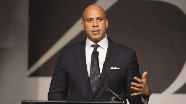 Booker Faulted for Not Fixing House He Owned