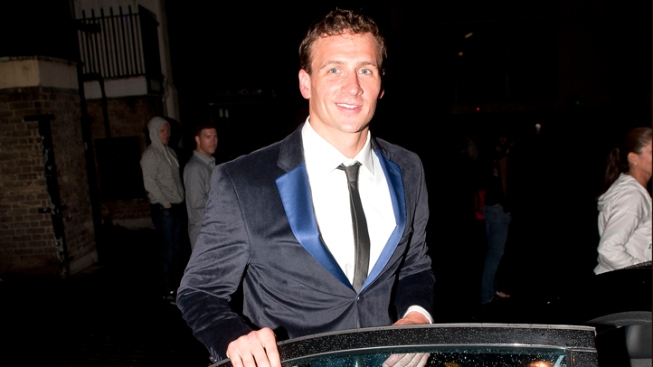 "Ryan Lochte Says ""Jeah"" to ""30 Rock"" Guest Spot"