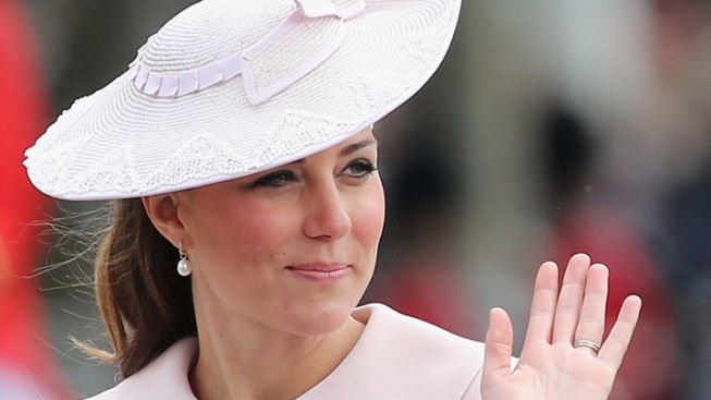 Palace Sheds Some Light on Kate's Baby Plans