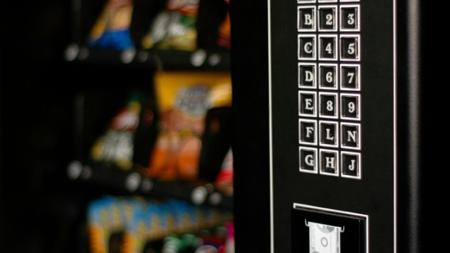 Calorie Counts Coming to Vending Machines