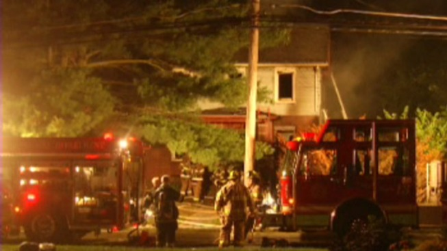 2 Hurt After 2 Fires Break Out in 1 Day