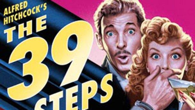 Spotlight! The 39 Steps