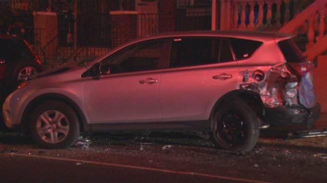 3 People Hurt in Hit-and-Run Crash