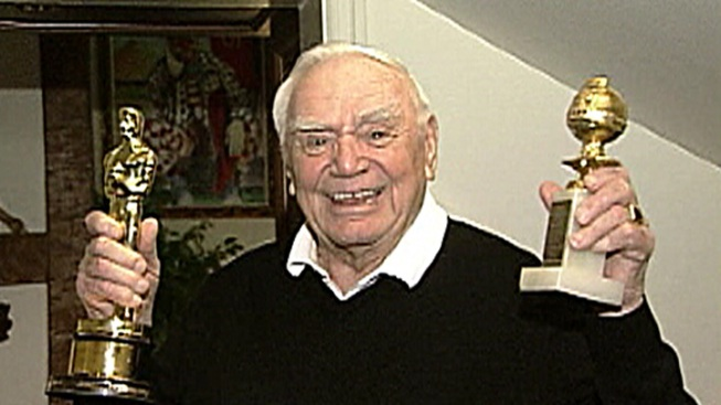 "Durable Borgnine's Motto: ""You Gotta Go To Work"""