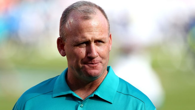 Dolphins Fire Line Coach Following Bullying Report