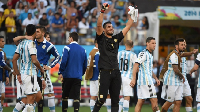 Argentina Beats Switzerland 1-0 After Extra Time