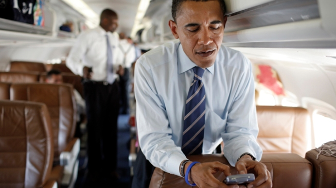Obama to Students: Txt Me