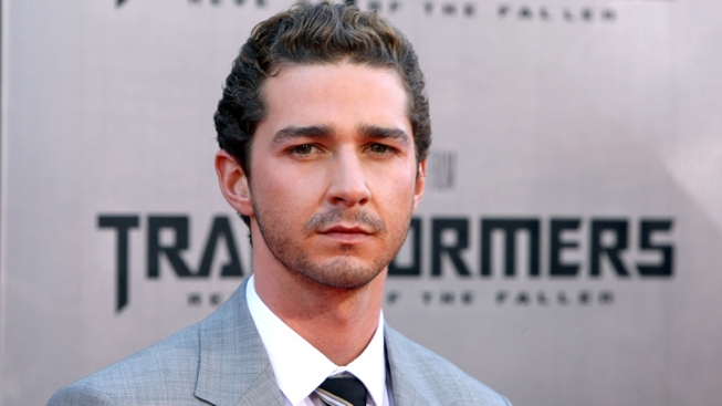 Shia LaBeouf's Movie Prep: Moonshine and Acid?