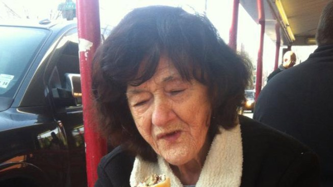 Missing 91-Year-Old Woman Found