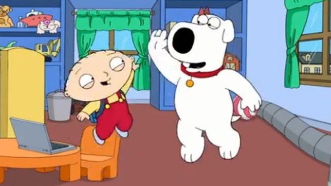 """Not Funny: """"Family Guy"""" Characters High-Five Over 9/11"""