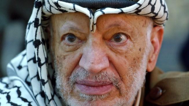 Investigators Exhume Yasser Arafat's Remains