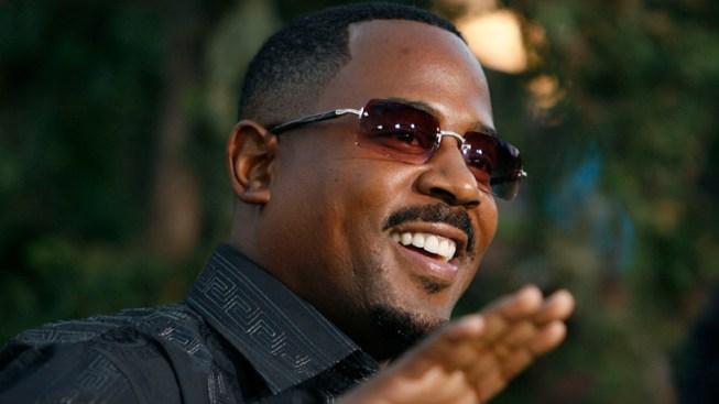 Comedian Martin Lawrence Files For Divorce In LA