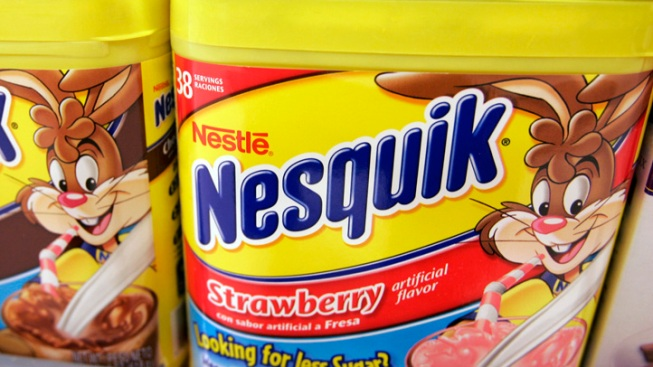 Nestle Recalls Nesquik Due to Salmonella Risk