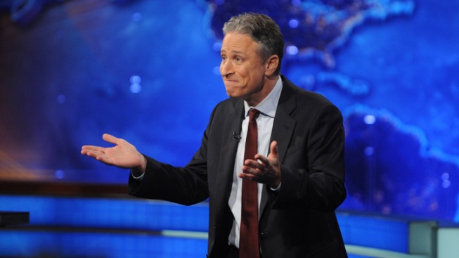 "Jon Stewart: Romney Backers Signal ""We Have Voted Enough"""