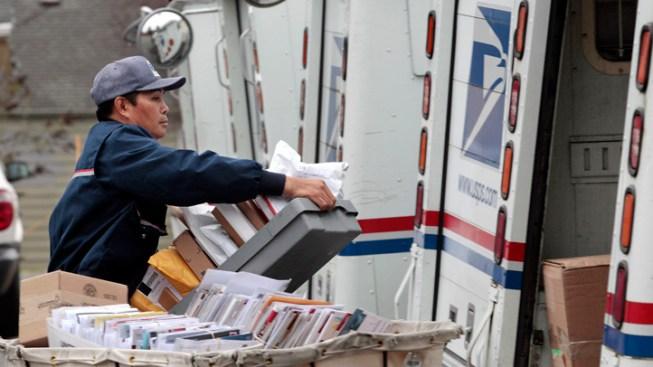 Postal Service Considers Ending Door-to-Door Mail Delivery
