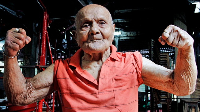 India's 1952 Mr. Universe Turns 100